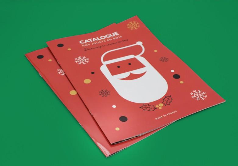 Brochures pour Noël